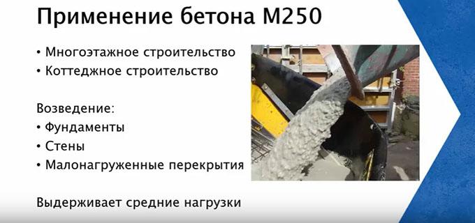 Бетон М250 с доставкой по Москве и области. Цена бетона М250 с доставкой