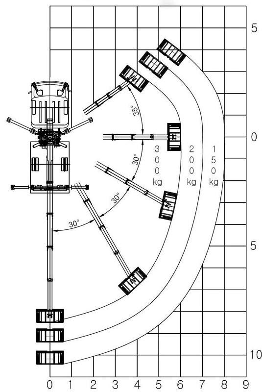 Схема автовышки 18 метров